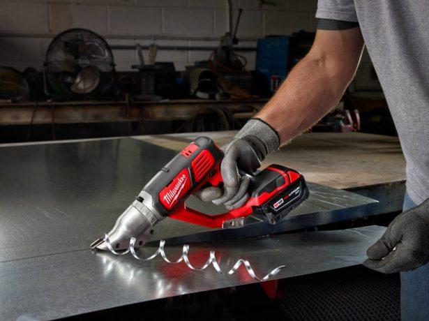 Просечные ножницы по металлу