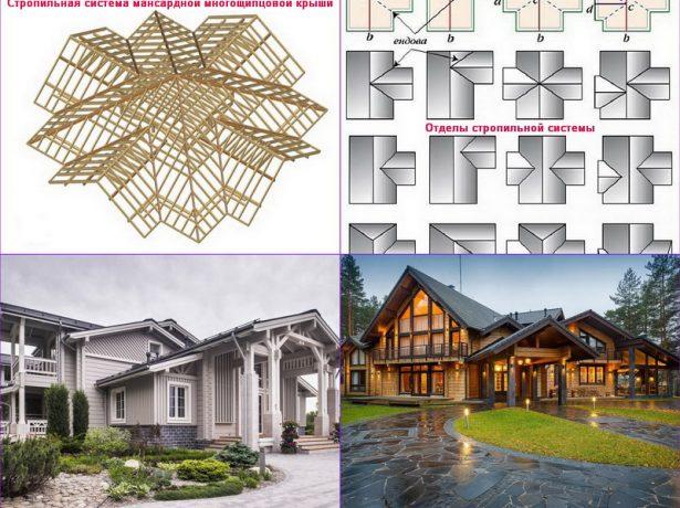 Многощипцовые сложные конструкции