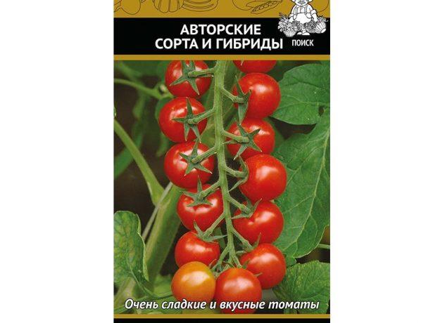 Пакет семян томата Дюймовочка