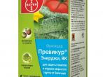Упаковка препарата Превикур