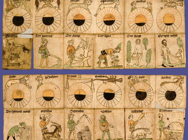 Древнейший Лунный календарь
