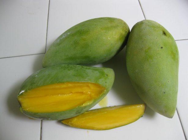 Ok Rhong манго