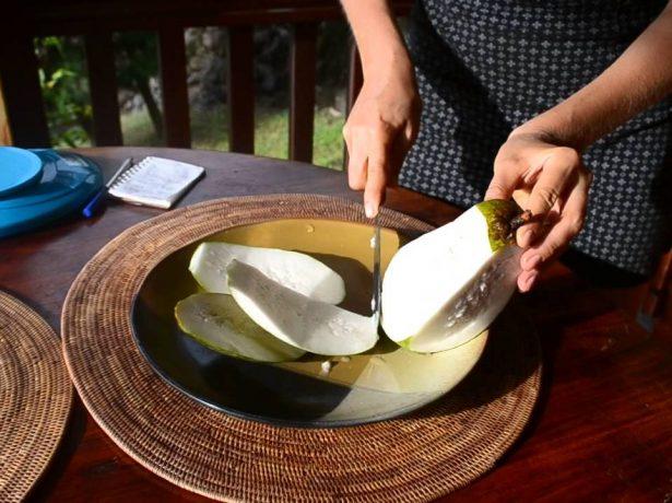 Белое манго