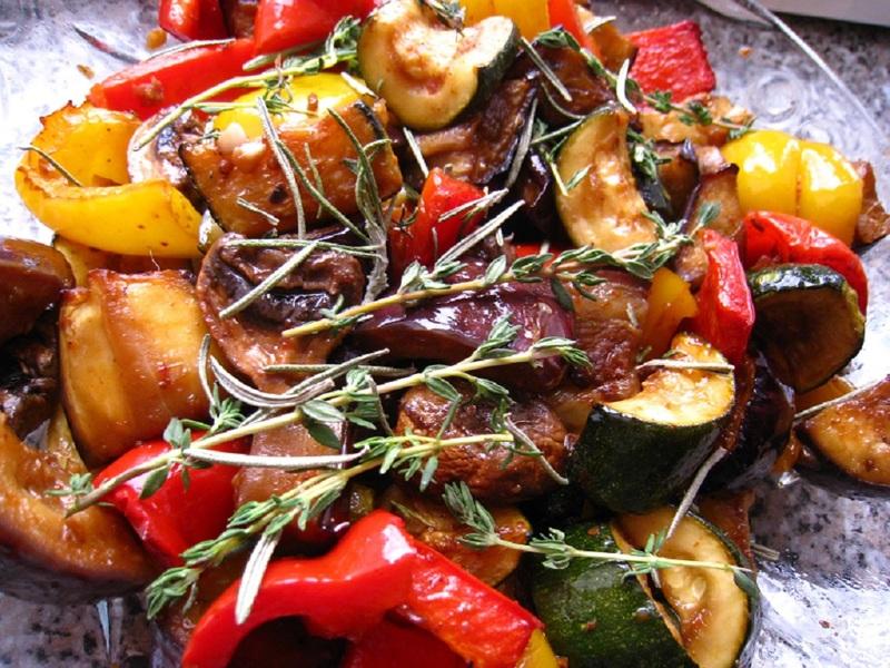 Соло маринада для овощей на гриле: 6 оригинальных рецептов