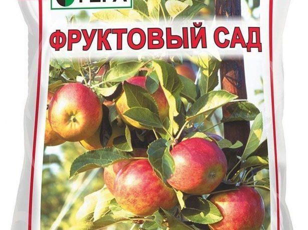 Удобрение для плодовых деревьев