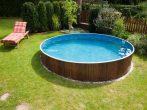 Можно ли использовать прозрачную пленку, чтобы накрыть бассейн
