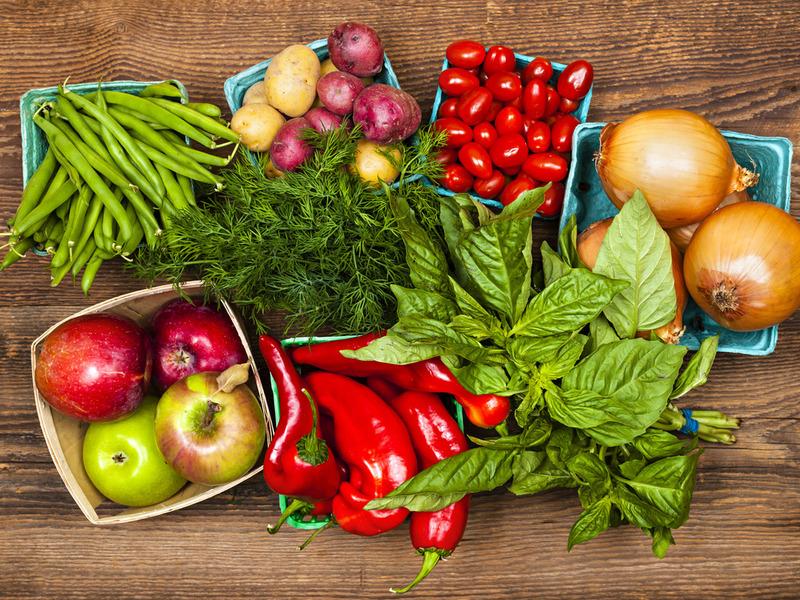Тест: знаете ли вы целебные свойства трав, ягод и овощей?