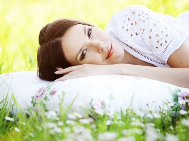 Сон на травяной подушке