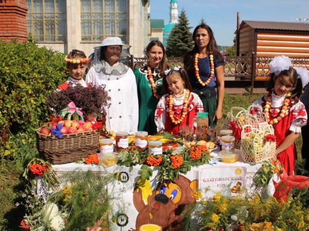 Медовый Спас — народный праздник