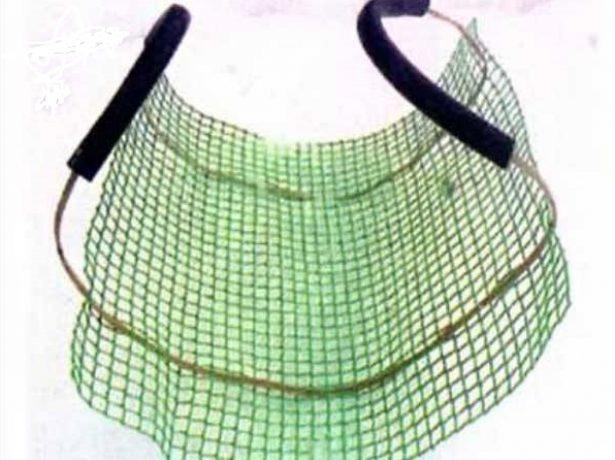 Сумка-переноска из сетки
