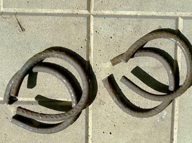 Изготовление колец из прута