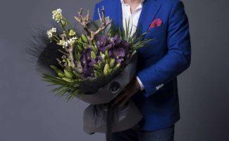 Букеты для мужчин: как правильно составлять и когда уместно дарить