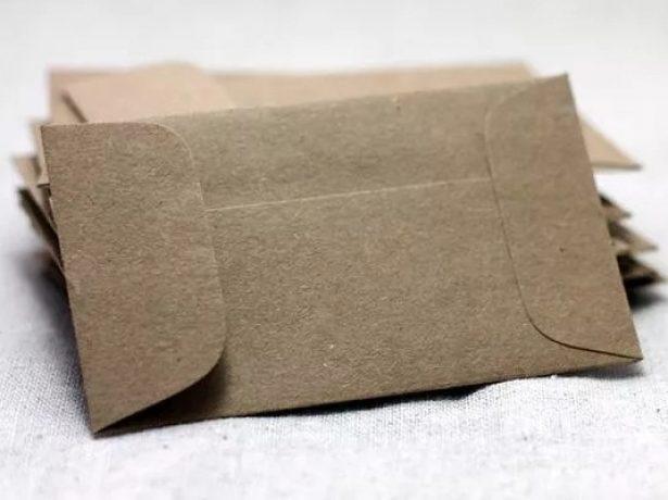 Бумажные пакетики