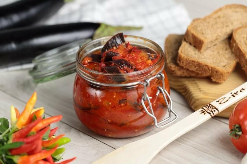 Рецепты баклажанов на зиму: 5 аппетитных заготовок к обеду или ужину