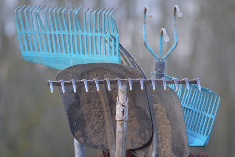 Как подготовить огородный инструмент к зиме, чтобы весной не покупать новый