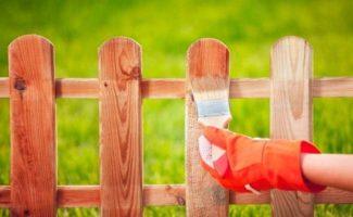 Как по одной простой примете понять, что забор весной упадет