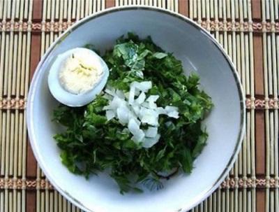 Рецепт приготовления витаминного салата